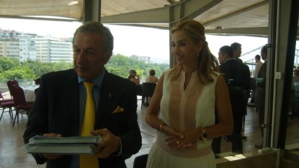 Başaran Ulusoy, İsviçre İstanbul Başkonsolosu ile görüştü
