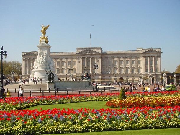 İngiltere-Turları-Buckhingham-Palace