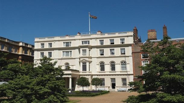 İngiltere-Turları-Clearence-House-London