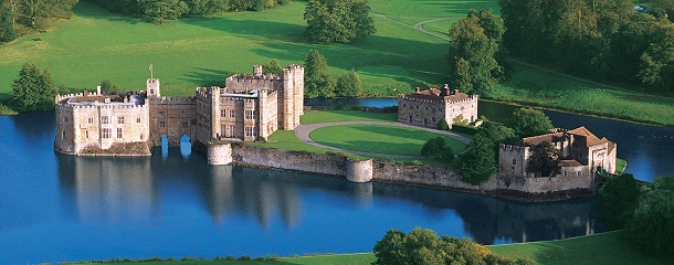 İngiltere-Turları-Leeds-Castle-Kent