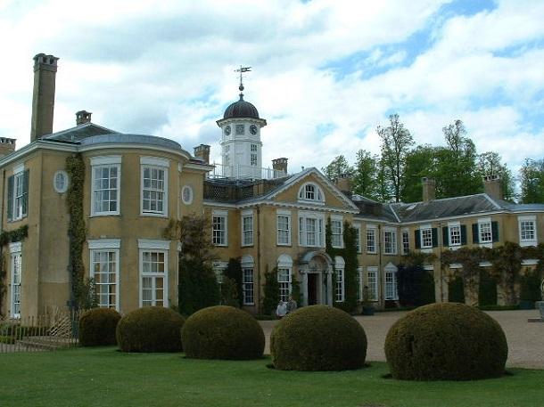İngiltere-Turları-Polesden-Lacey-Surrey