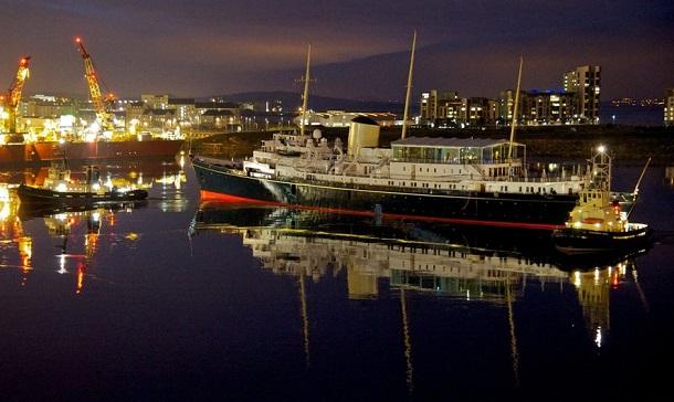 İngiltere-Turları-Royal-Yacht-Britannia-Edinburg