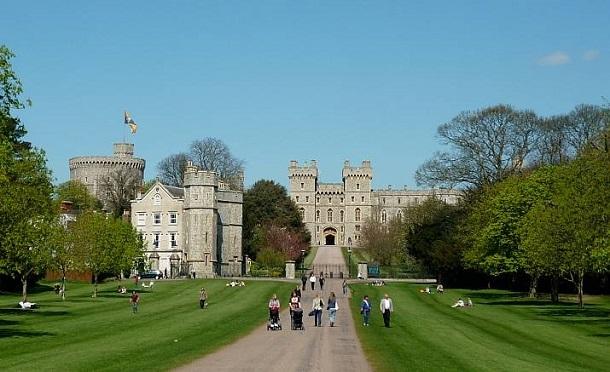 İngiltere-Turları-Windsor-Castle-Windsor