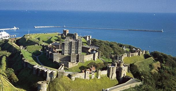 İngiltere-Turları-Dover-Castle-Kent