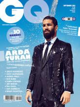 Arda Turan GQ İspanya'nın kapağında!