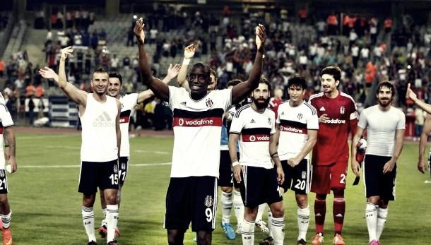 Arsenal Beşiktaş maç turu