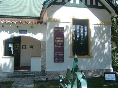 -che-guevara-müzesi-cordoba-arjantin-La-casa-museo-del-Che-Guevara-en-Alta-GraciaMuseo Del Che Guevara
