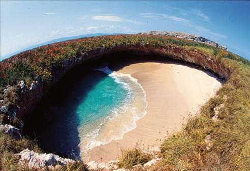 marieta-plaj-meksika-gizli-kumsal
