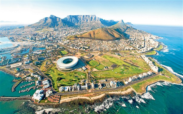 cape town afrika