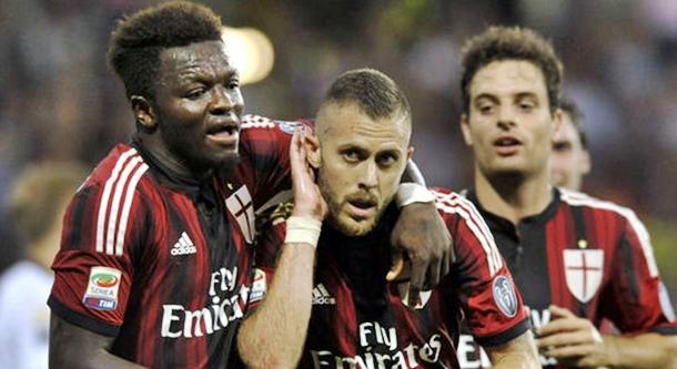 Parma Milan maçı özeti