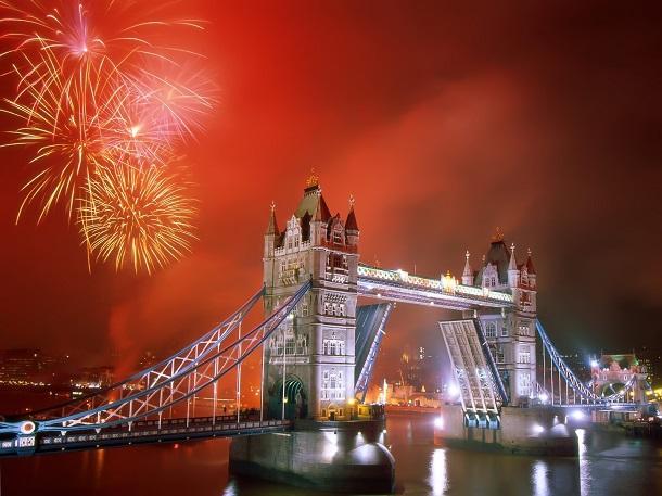 Turizm şirketleri Londra Yılbaşı Turları paketlerini hazırlıyor