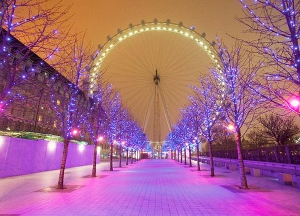 Londra Yılbasi