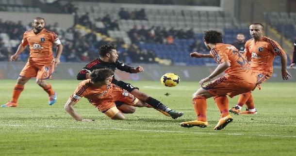 İstanbul Başakşehir-Beşiktaş maçı