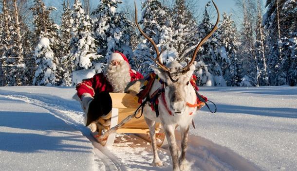 Lapland noel baba