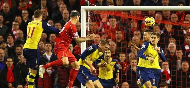 Liverpool Arsenal maç özeti