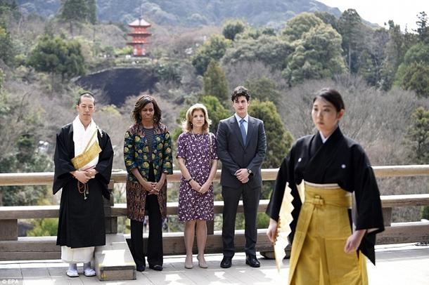michelle-obama-japonya