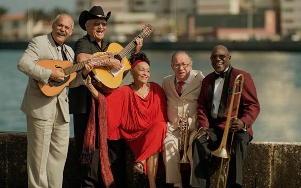 Buena Vista Social Club konser