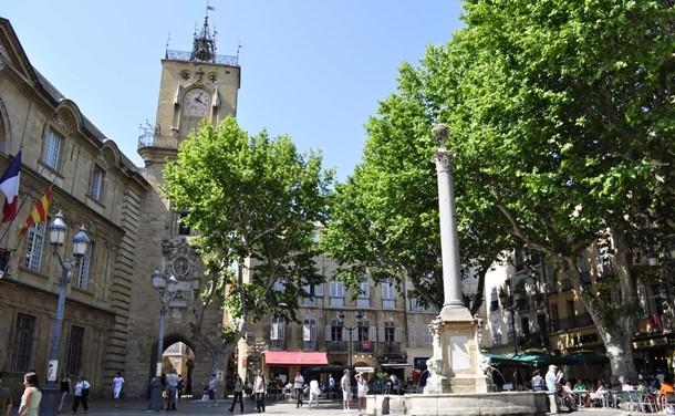 Aix-en- Provence