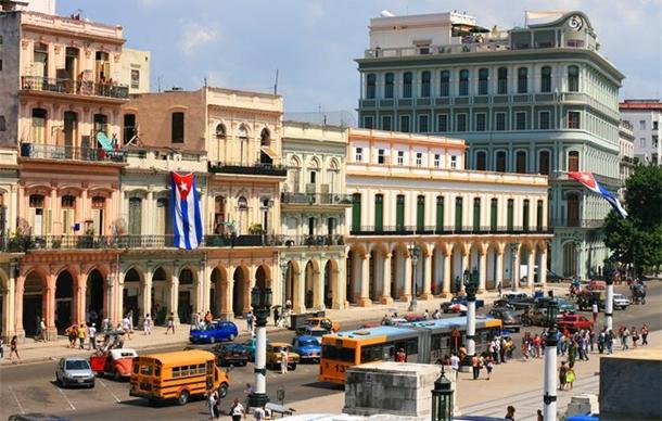 Normalleşme süreci  Küba turizmine doping etkisi yaptı