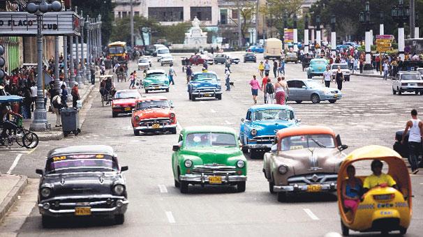 Küba turizmi diplomasi ile canlanıyor