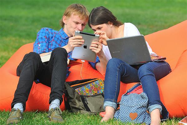 Moskova caddelerinde ücretsiz Wi-Fi dönemi!