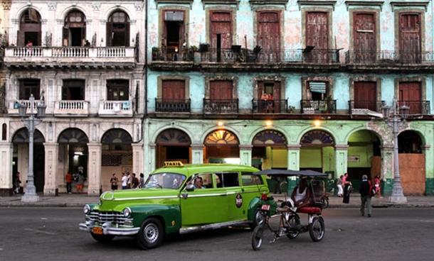 Rixos Hotels Küba yolcusu