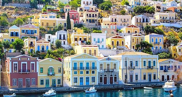 Yunan adaları Türk turistler