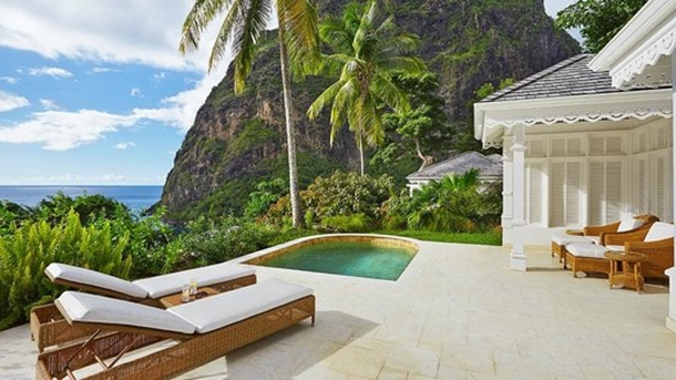 Viceroy Resort on St. Lucia