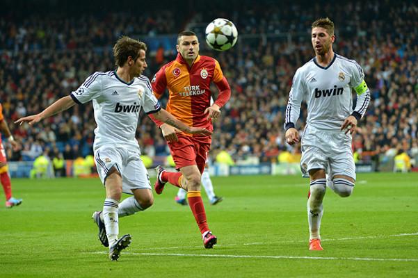 Galatasaray Real Madrid