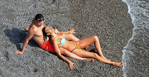 Irina Shayk ve Bradley Cooper