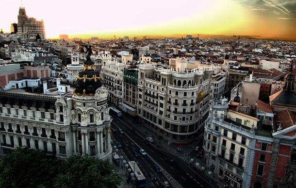 Madrid İspanya Turları