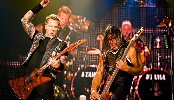 Metallica Moskova
