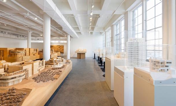 Amerikalı ünlü mimar Richard Meier