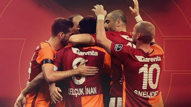 Galatasaray UEFA Şampiyonlar Ligi