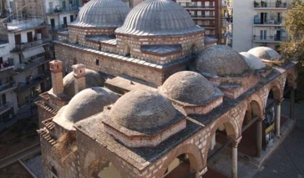 hamzabey camii