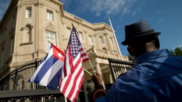 Küba Büyükelçisi ABD