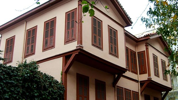 selanik atatürk evi