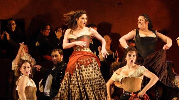 Carmen Operası Bolşoy Tiyatrosu