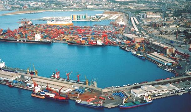 İzmir kruvaziyer limanı
