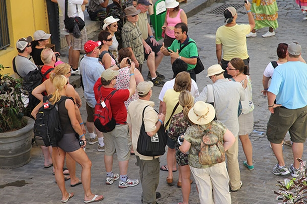 küba turist