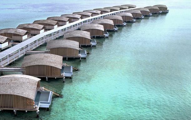 maldivler villa