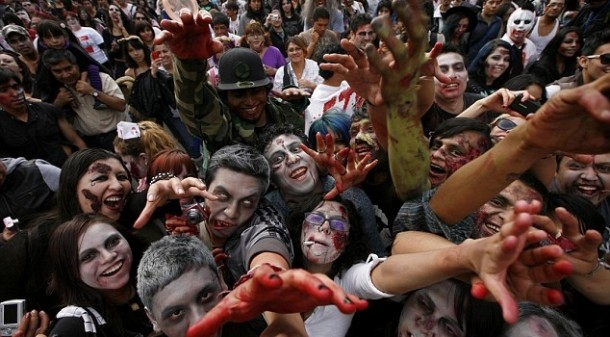 meksika zombi
