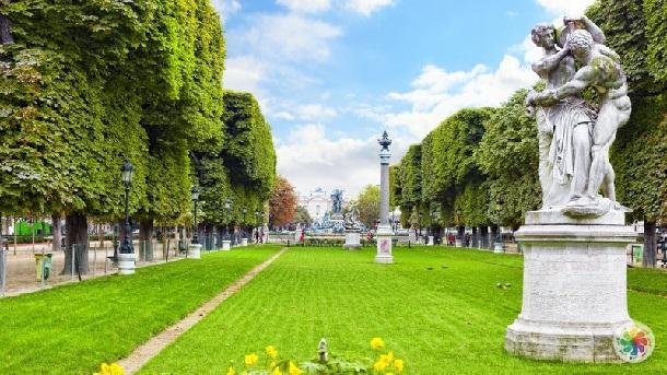 paris-yilbasi-turlar-luxemburg-bahceleri