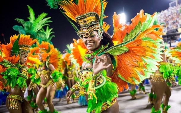 rio de janerio karnavalı