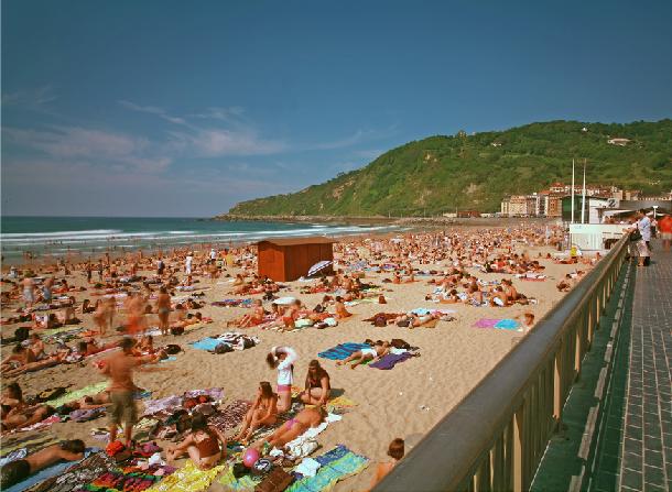 barselona-san-sebastian-plajı-beach