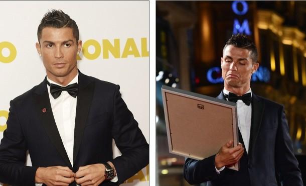 Cristiano Ronaldo belgesel