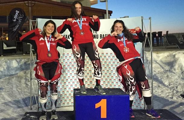 Akut Kar Sporları Erzurum
