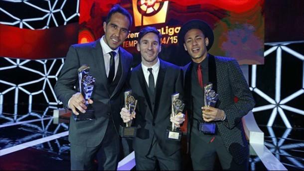 La Liga ödülleri sahiplerini buldu!