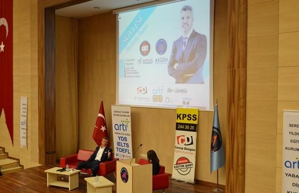 Akdeniz Üniversitesi Girişimcilik ve Kariyer Topluluğu
