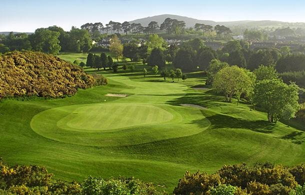 irlanda golf